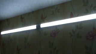 видео Как выбрать потолочный люминесцентный светильник