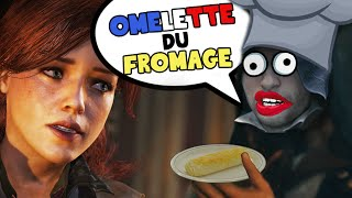 Omelette du Fromage - Assassin