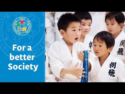 Judo For the World  - For a better Society