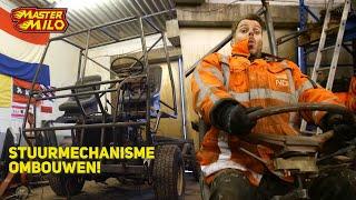 Stuurmechanisme ombouwen! (Nissan Patrol) #156