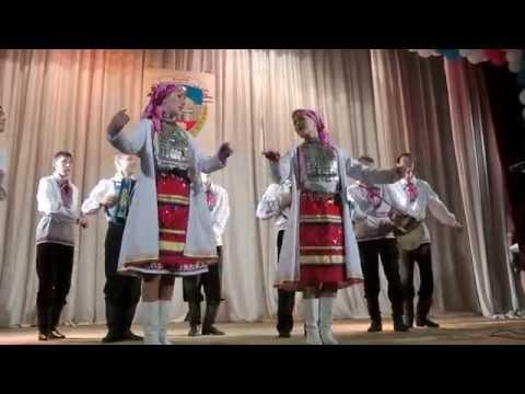 Песня МарГУ.Ансамбль Мурсем - Марийские частушки в mp3 320kbps