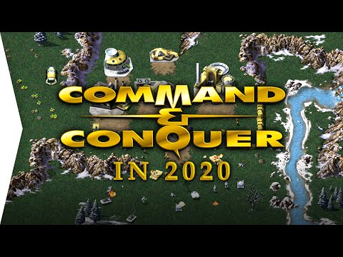 Classic C&C! ► Command & Conquer 1: Tiberian Dawn - Remastered RTS Campaign Gameplay In 2020!