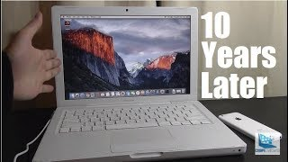 Apple MacBook 10 Years Later: Retro Review (Early 2009 Core 2 Duo)