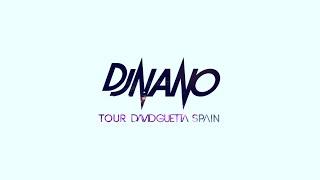 Dj Nano - David Guetta Tour @ Bilbao y Marbella