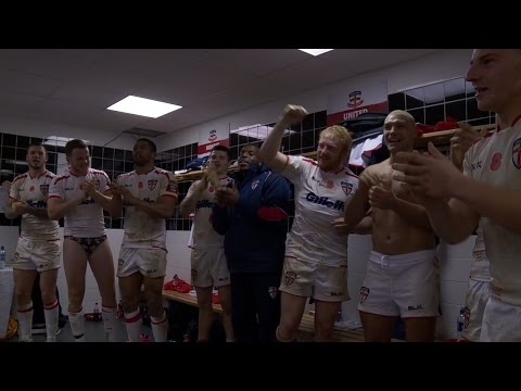 #EnglandRL mount fightback to see off Kiwis