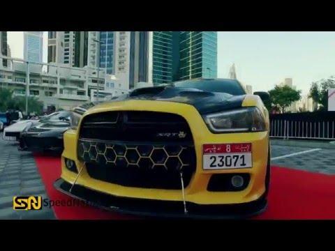 Dubai - Gulf Car Festival 2016