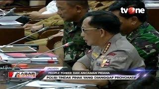 Kapolri Tito Karnavian: 'People Power' untuk Gulingkan Pemerintah Adalah Tindakan Makar