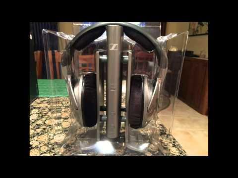Sennheiser RS-180 HDR-180 RS-120 HDR-120 Wireless Headphones