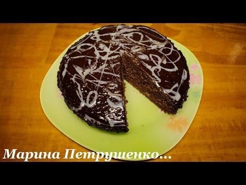 Кекс в мультиварке шоколадный рецепт