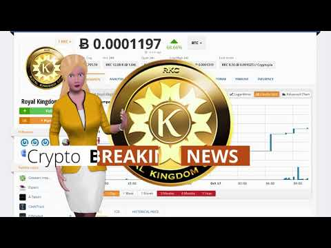 Crypto currency (Royal kingdom coin)