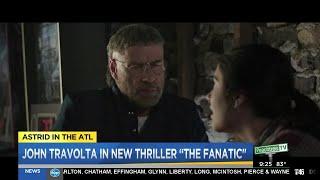 "John Travolta In New Thriller ""The Fanatic"""