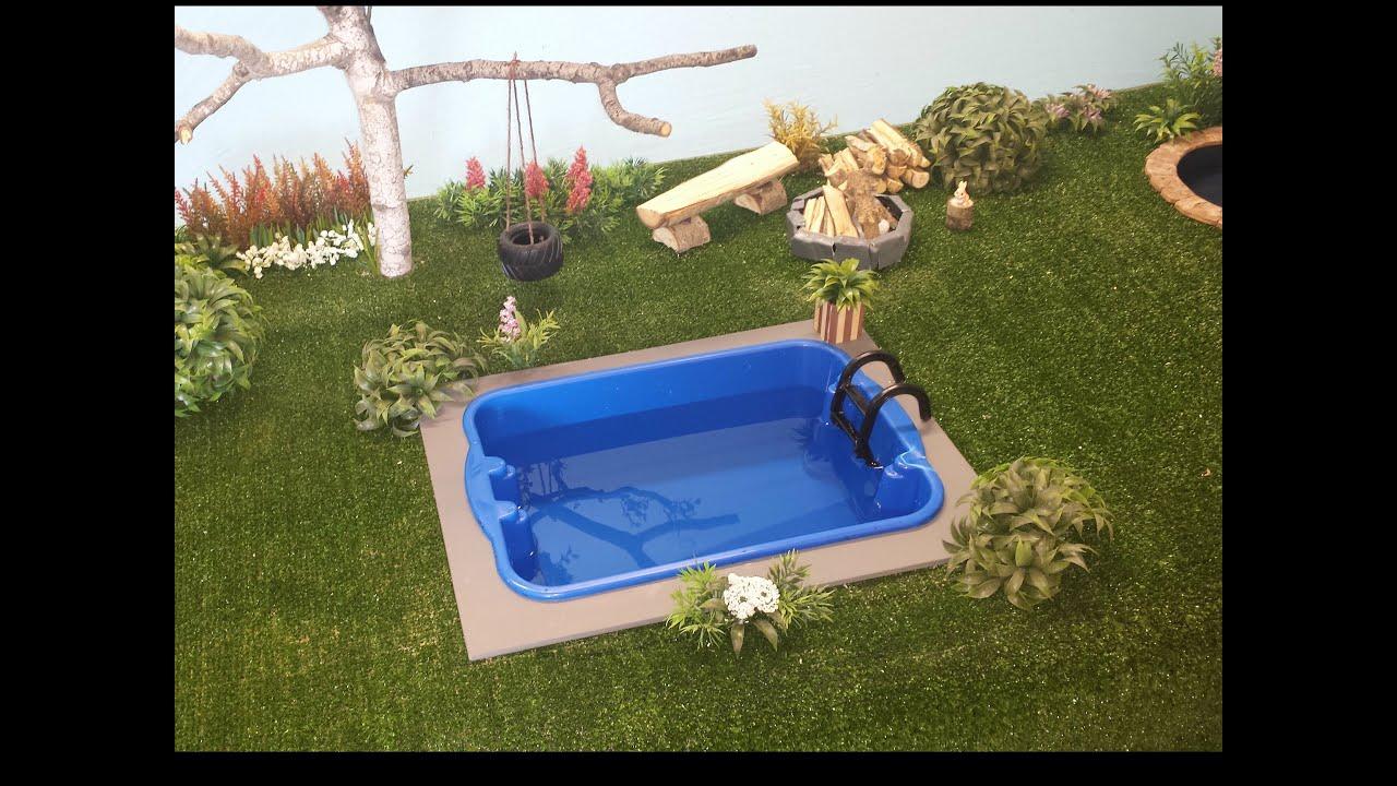 How to make a pool