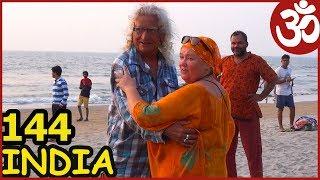 �������� ���� #ГОА #АРАМБОЛЬ. С IRINA HINDI LIFE ПЛЯЖ АРАМБОЛЯ ИСПАНСКИЕ ТАНЦЫ. 7 ЯНВАРЯ INDIA 144 ������