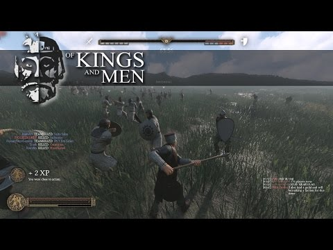 Crushing The Hopes And Dreams Of Peasants Everywhere - Of Kings and Men Gameplay