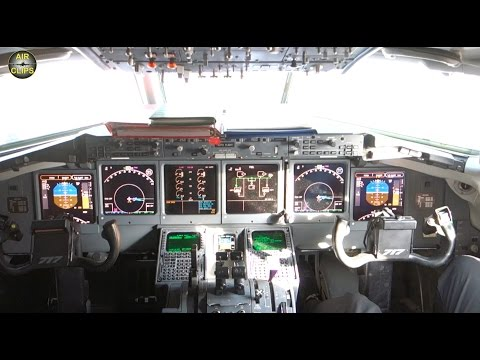 Qantas B717 with COCKPIT views - Tassie Devil Sydney - Canbe