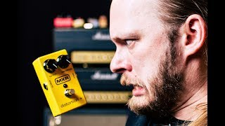 """MXR Distortion Plus (A Yellow Box With A """"+"""" On It. It Must Be Good)"""