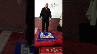 Wie betet man im Islam?