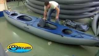 Сборка байдарки Хатанга(Купить байдарку Хатанга можно здесь; http://sportmarket.su/catalog/baydarki_katamarany_kayaki/, 2014-06-12T20:08:34.000Z)
