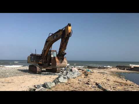 Have the Marine drive project started in Ghana 🇬🇭?