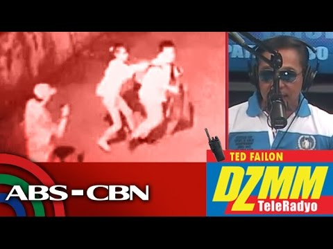 DZMM TeleRadyo: 2nd suspect in Adamson student stabbing found dead in jail