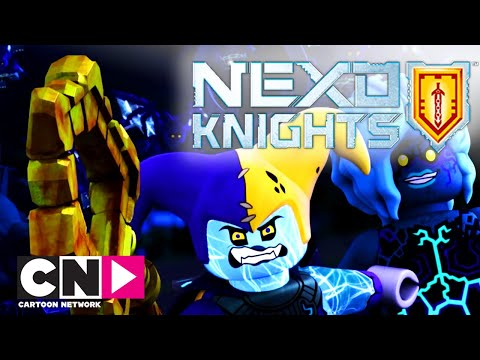 LEGO Nexo Knights | Akademia rycerzy | Cartoon Network