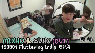 Video [ซับไทย] 150501 Minho, Suho - ความในใจของมินโฮ @ India (Cut) download MP3, 3GP, MP4, WEBM, AVI, FLV Juni 2018