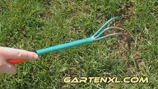 Rasen reparieren / Rasen nachsäen / Rasen ausbessern / Rasen aussäen