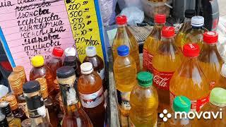 Влог. . Базар .продукты Цены  в Украине 2020  Закупка видео блог