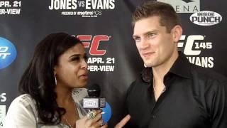 Inside Punch: UFC Fighter Stephen