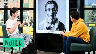"Greyson Chance Discuss His New Album, ""portraits"""