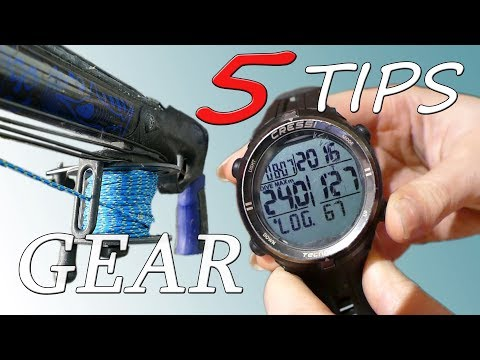 Top 5 Spearfishing Tips: YOU WONT BELIEVE #5!