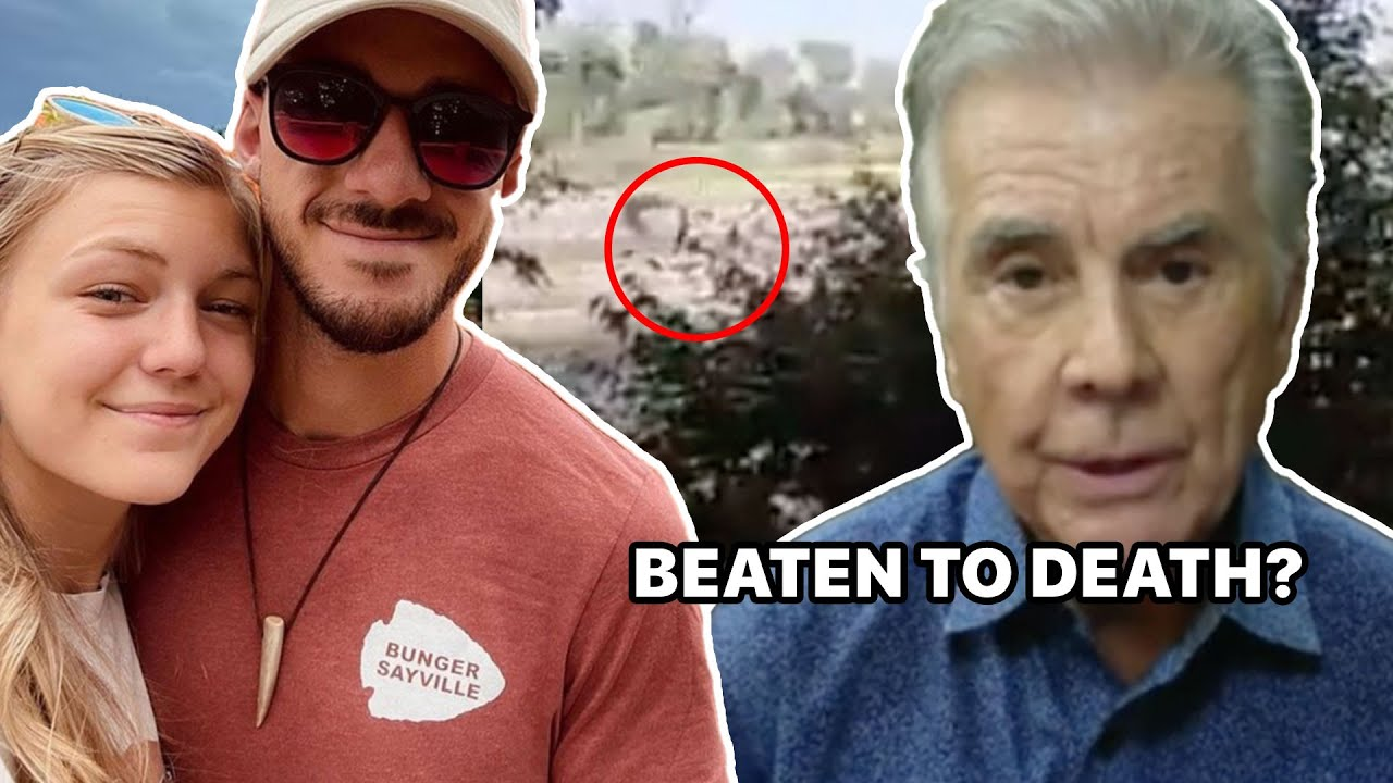 """Download Gabby Petitio was """"beaten to death"""" says John Walsh on CNN NEW EVIDENCE"""