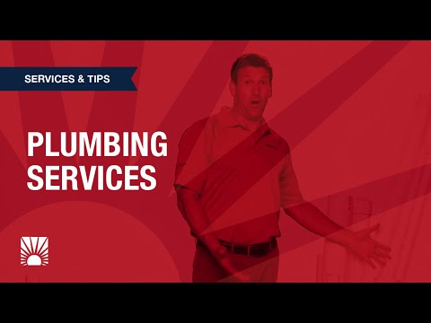 Outdoor Plumbing Services in Richardson