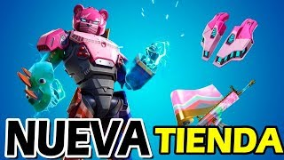 NEW TEAM LEADER MEGA SKIN - NEW FORTNITE ITEM STORE TODAY