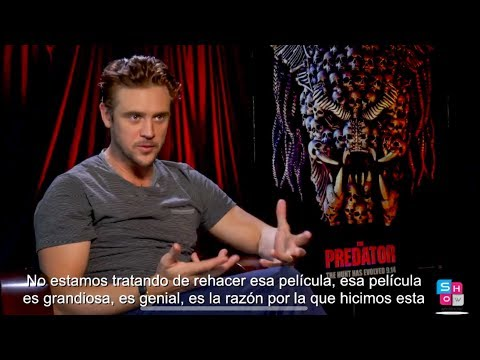 Boyd Holbrook talks about the evolution of