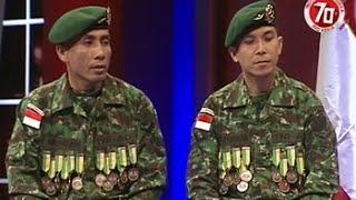 KICK ANDY. Indonesia Merebut 30 Medali Emas Dari 50 Medali Pada Kejuaraan Menembak  Di Australia