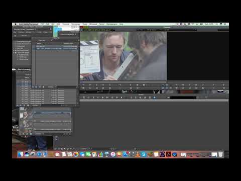 Avid Tutorial 13   Syncing Audio To Video