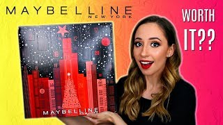 Maybelline Advent Calendar 2019 - Another one??