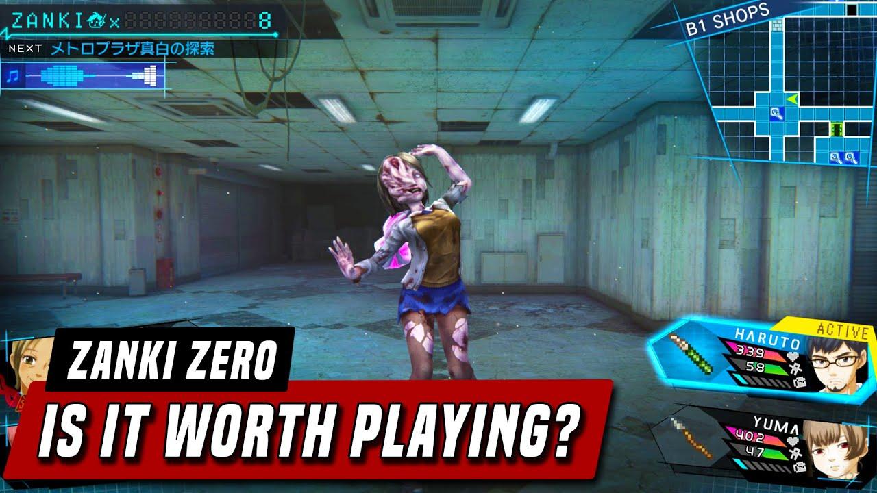 Zanki Zero Is An Interesting RPG From The Danganronpa Team - First  Impressions