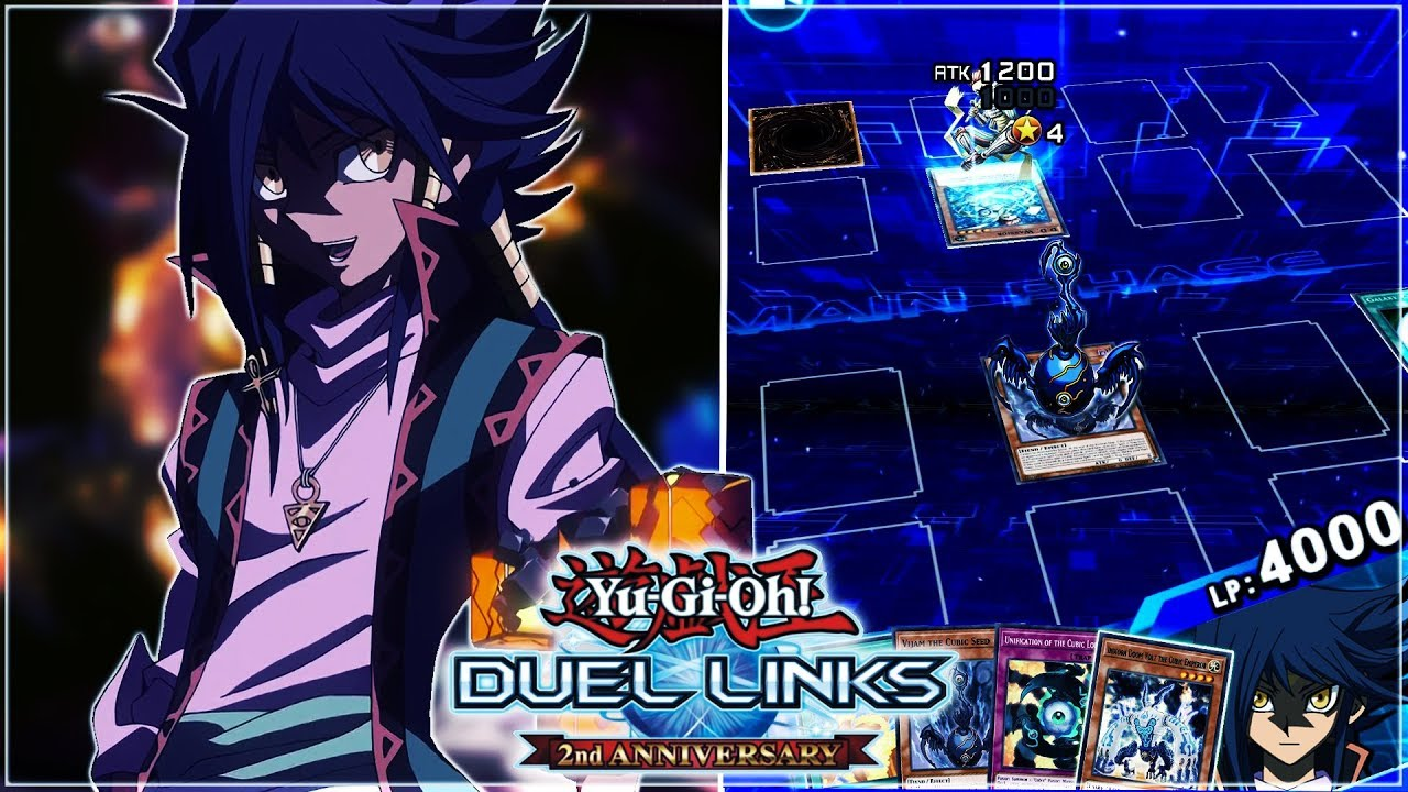 Yu-Gi-Oh! Duel Links   New DSOD World Summoning Mechanic? DIMENSION DUELING  Event Discussion!