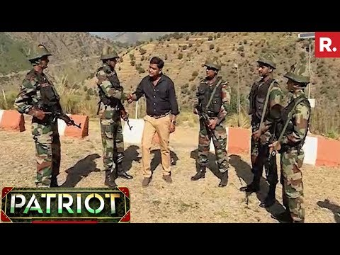 Major Gaurav Arya With Rashtriya Rifles - Part 2 | Patriot