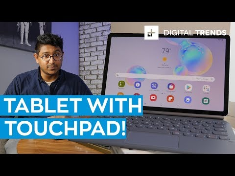 new-samsung-galaxy-tab-s6-hands-on-review- -samsung's-latest-has-a-surprise