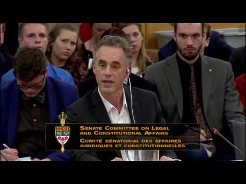 Senator Makes a fool of herself. Bill C-16