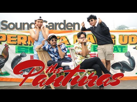 The Panturas (Live On Sound Garden Session)