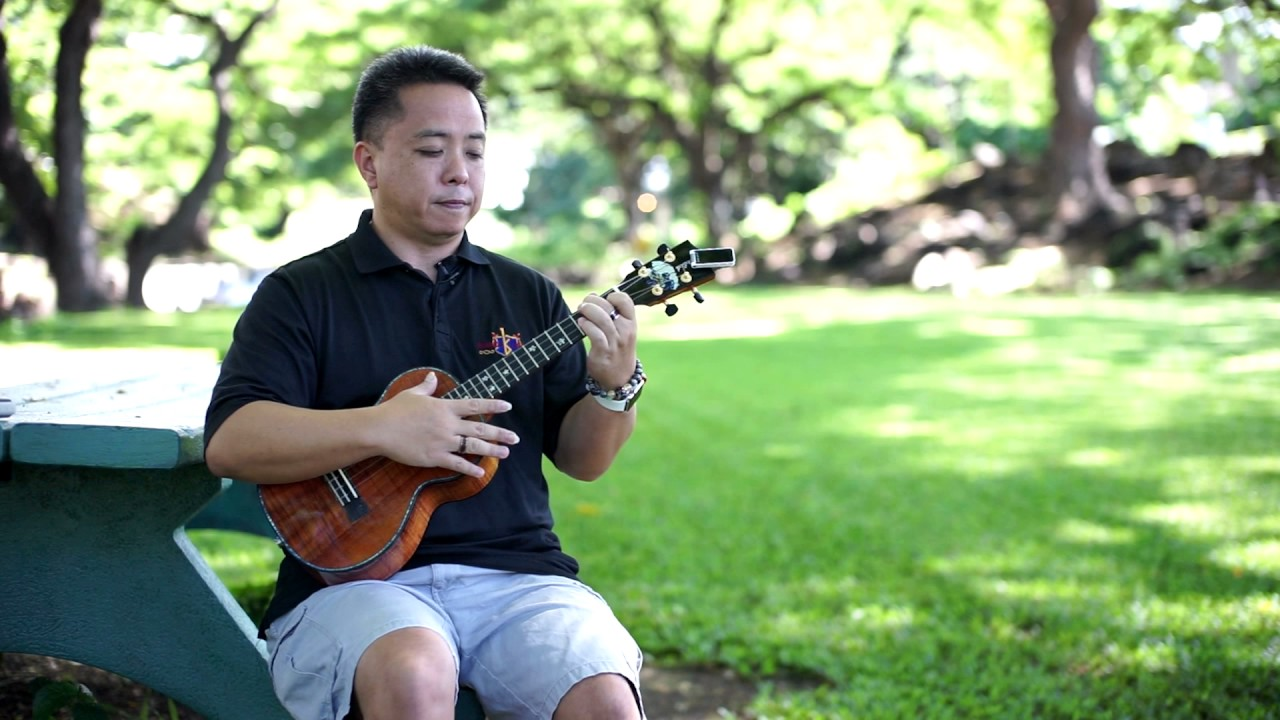 Learn how to play the ukulele sanoe with herb ohta jr youtube learn how to play the ukulele sanoe with herb ohta jr hexwebz Image collections