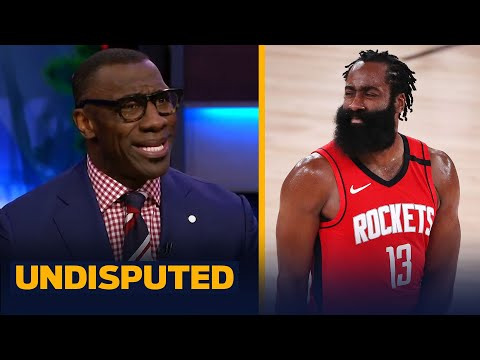 James Harden had too much power in Houston, and he abused it — Shannon   NBA   UNDISPUTED