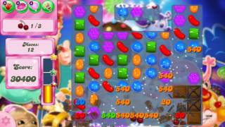Candy Crush Saga Level 1410 (30 moves)