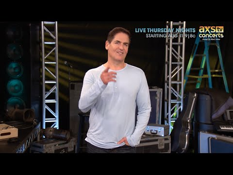 What's Mark Cuban's MMA Walkout Song?
