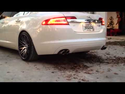 exhaust system jaguar high youtube performance hqdefault xf watch