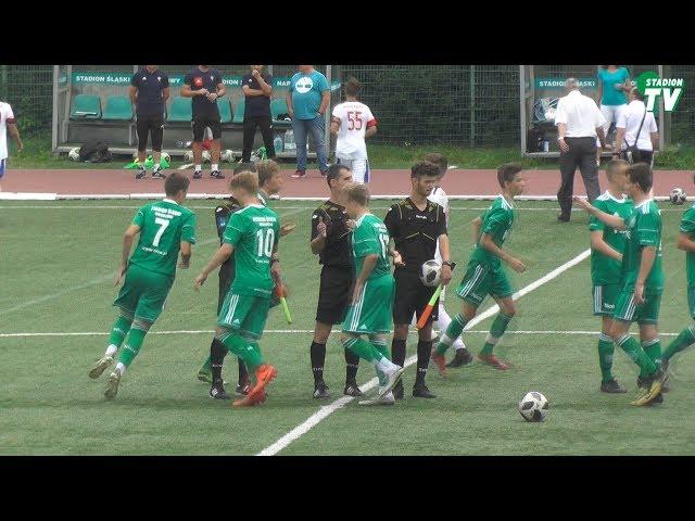 Juniorzy młodsi: Stadion Śląski Chorzów - Górnik Zabrze